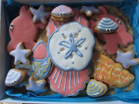 Beach Cookies 001