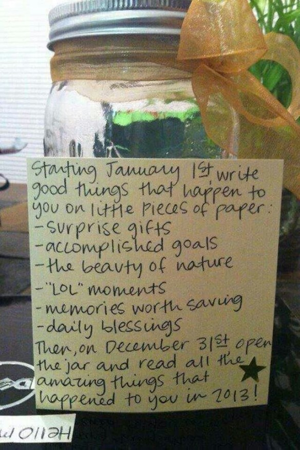 2014 Jar of Good Things