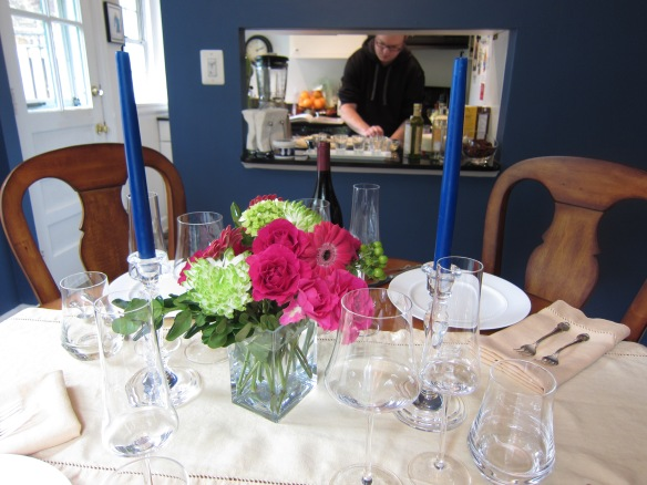 Dinner party 012