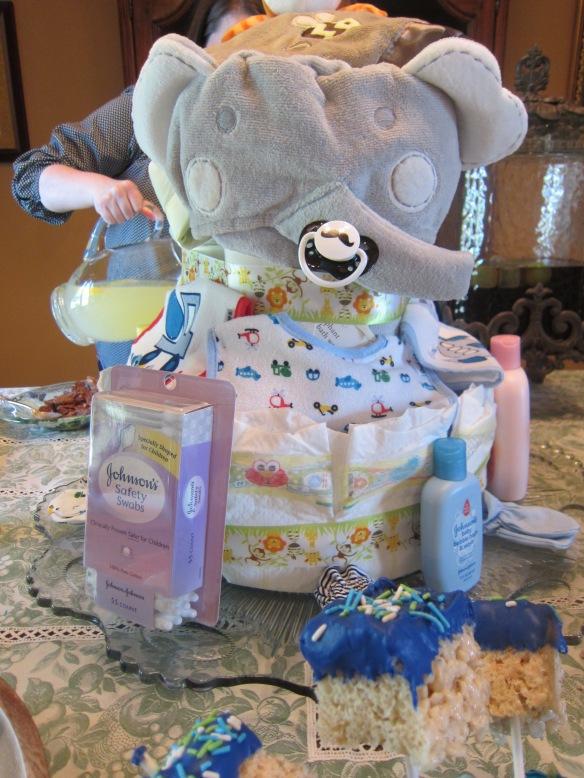 Baby Shower & Baby Sean 003