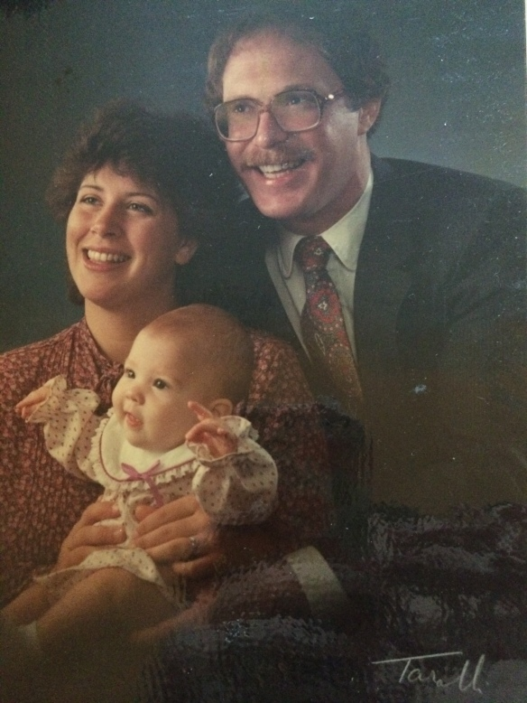 Family - Baby Sarah
