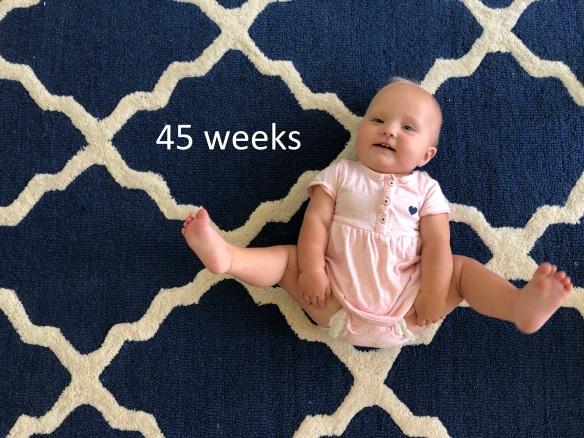 45 weeks